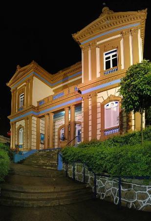Teatro Prado el Aguila Descalza