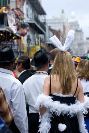 งานมาดิกราส์ (Mardi Gras)