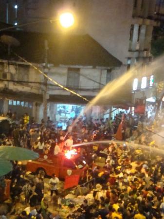Songkran Festival Silom