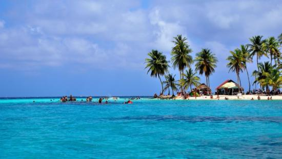 Guna Yala Region, بنما: Isla Perro San Blas