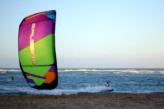 Cabarete, República Dominicana: Uncrowded spots for kiteboarding