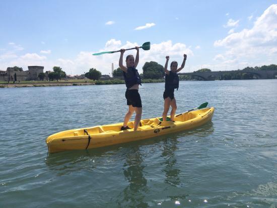 Canoe Vaucluse : Un vrai plaisir pour tous