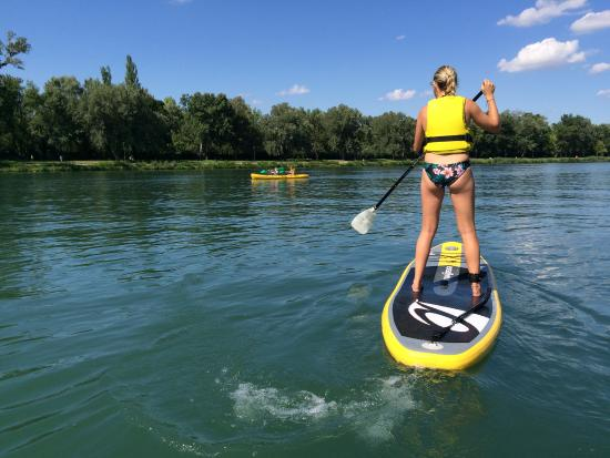 Canoe Vaucluse : Stand up Paddle facile pour tous
