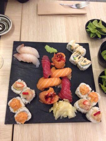 White sushi milano omd men om restauranger tripadvisor - Sushi porta ticinese ...