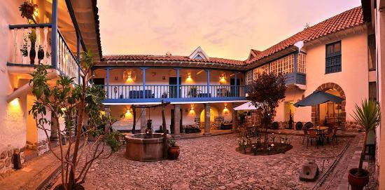 Inkarri Hostal, Cusco Perú