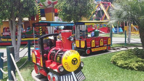 Juegos Mecanicos Picture Of Rancho Aventura Park Lima Tripadvisor