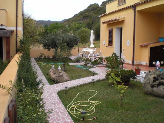 Viddalba, İtalya: struttura nuova