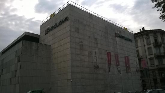 Casino Lugano: Здание казино