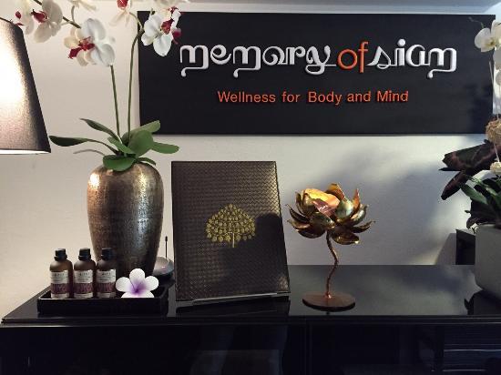 Maennedorf, Schweiz: Memory of Siam - the wellness company