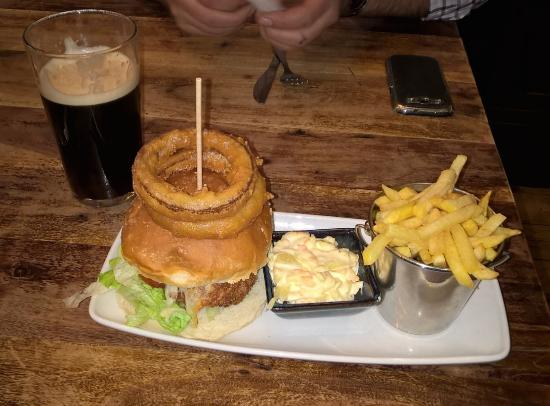 The Head of Steam: Great pub food
