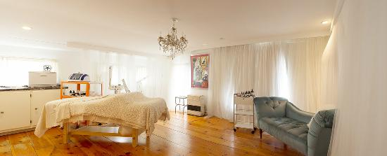 Woodstock, estado de Nueva York: Facial Room
