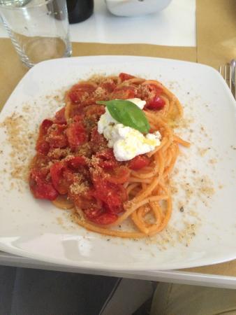 Um dos nossos pratos! - Foto di La Cucina, Modena - TripAdvisor