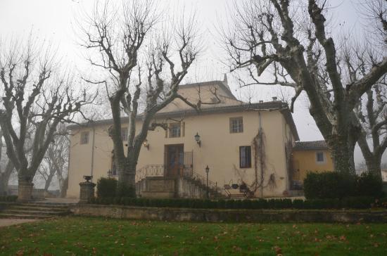 Meyreuil, Γαλλία: la bastide