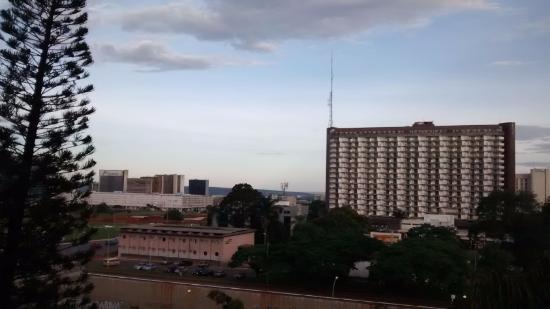 Hotel das Americas: Vista do quarto 512