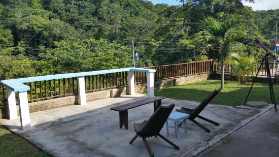Room 4 U 2: View of Jungle and River