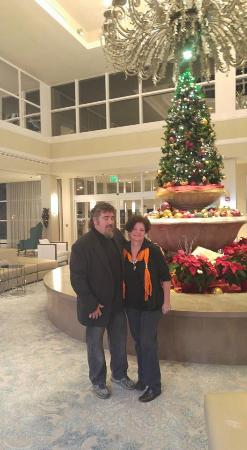 Ocean Place Resort & Spa: lobby was nicely decorated