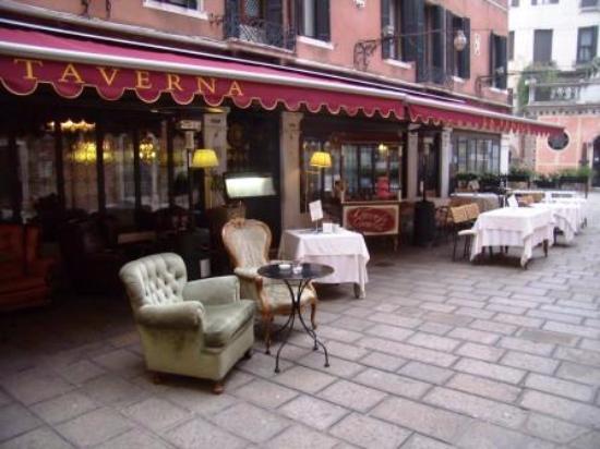 Picture of taverna la fenice venice - Mobile bar taverna ...