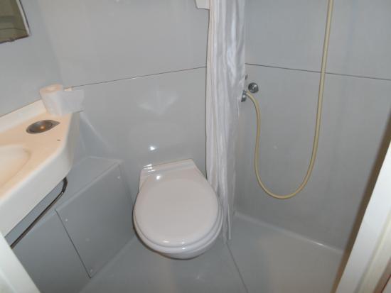 Premiere Classe Le Blanc Mesnil : Banheiro
