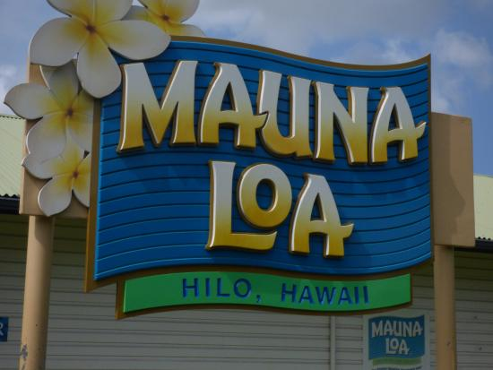 Keaau, Hawái: Mauna Loa factory