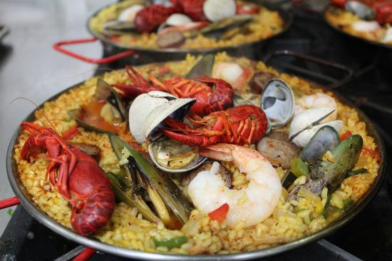 Sandpoint, ID: Spanish Paella