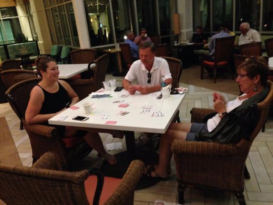 Hampton Inn & Suites San Juan: Lobby Area