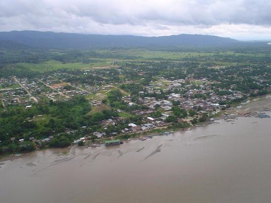 Ucayali Region, Peru: Ciudad de Atalaya - Ucayali