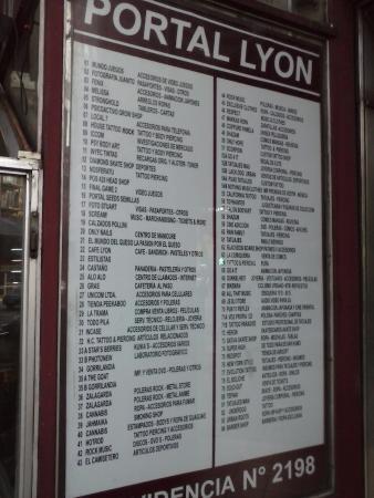 Portal Lyon (Santiago) - Lo que se debe saber antes de viajar ... 1d0e32937ac
