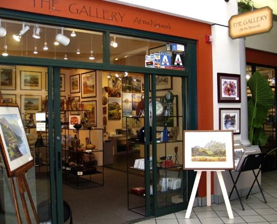 ‪The Gallery at the Network‬