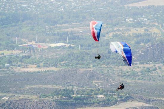 Godoy Cruz, الأرجنتين: volando