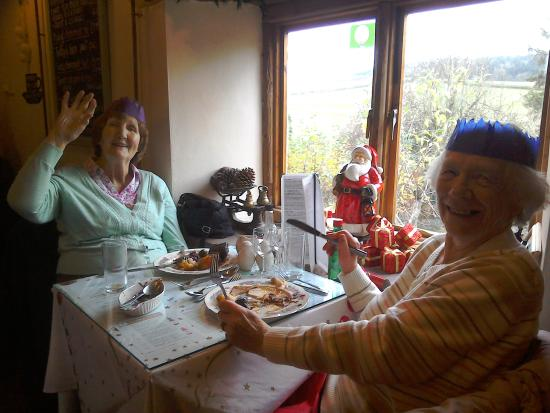 Old Dairy Tearoom: Merry Christmas to all our customers!