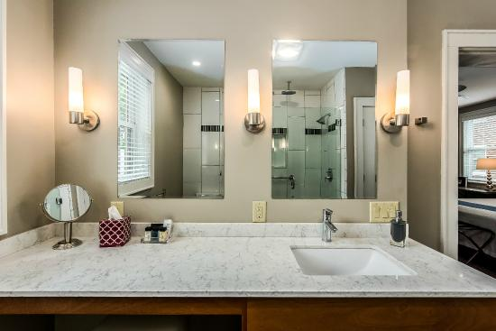 Bexley, OH: Extra long vanity in New York and Columbus