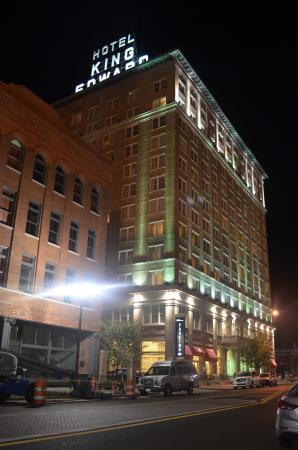 Hotel king edward picture of hilton garden inn jackson downtown jackson tripadvisor Hilton garden inn jackson downtown