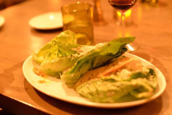 Solana Beach, CA: Caeser Salad