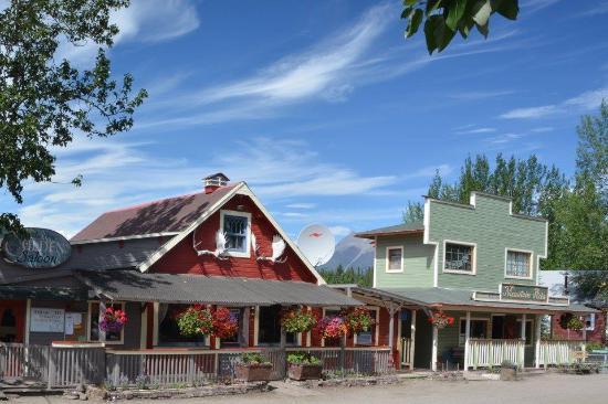 McCarthy, AK: The new Golden saloon