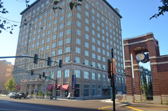 Hotel King Edward Picture Of Hilton Garden Inn Jackson Downtown Jackson Tripadvisor