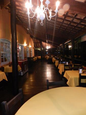 Porto Do Sol Marina E Pousada: area que fizemos a festa