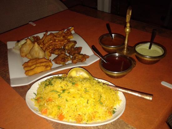 Indian Restaurant Shanti: Shanti