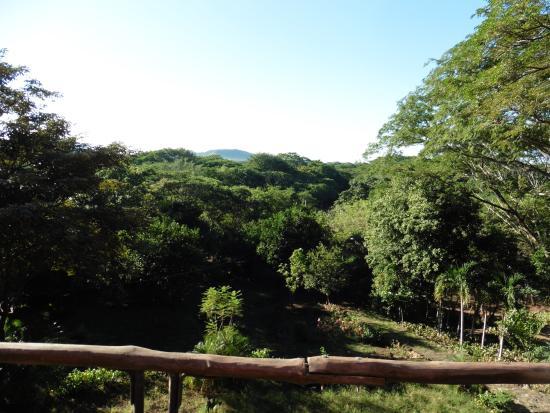 Chinandega Department, Nicaragua: Vista desde la terraza