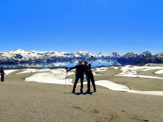 Puyehue, ชิลี: Vista al lago