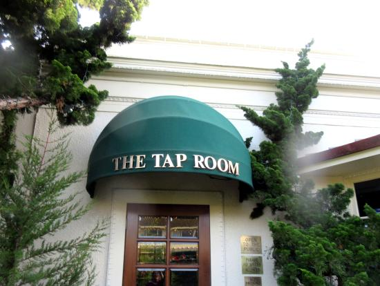 Tap Room Bar And Grill Pebble Beach Ca Picture Of The