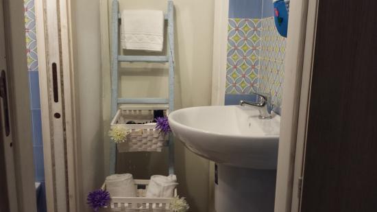 B&B Casa Fiore: bagno