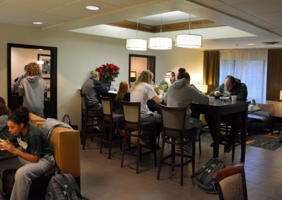 Buckhannon, Virginia Occidental: Dining Area
