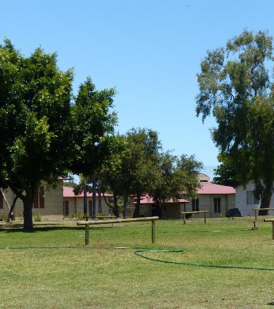 Discovery Parks - Koombana Bay: Lawn of Property