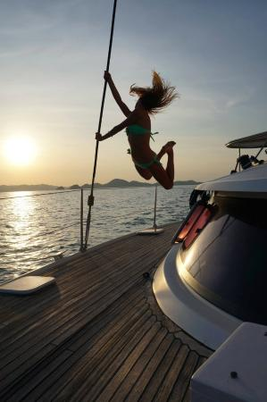 Yacht Charter Thailand: Happy!!!