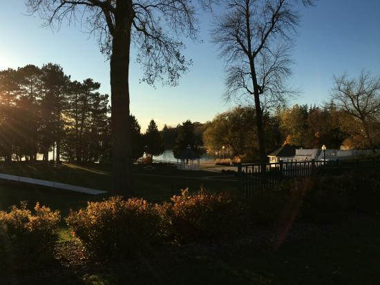 Elkhart Lake, WI: Around the lake