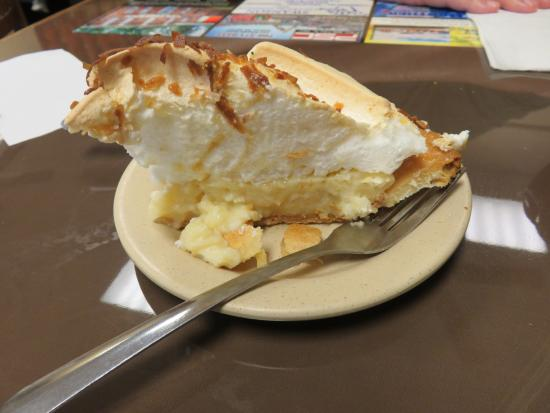 Chatsworth, Geórgia: Coconut Pie