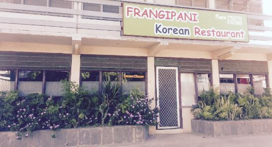 Frangipani Korean Restaurant