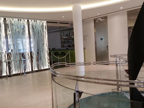 Design Hotel Josef Prague: Lobby is very nice