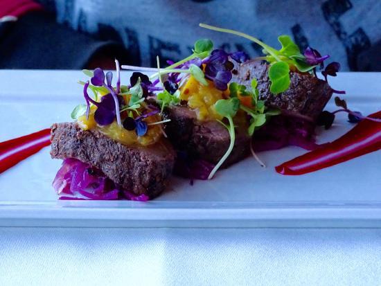 Waiatarua, Nueva Zelanda: One of the best dishes I've eaten
