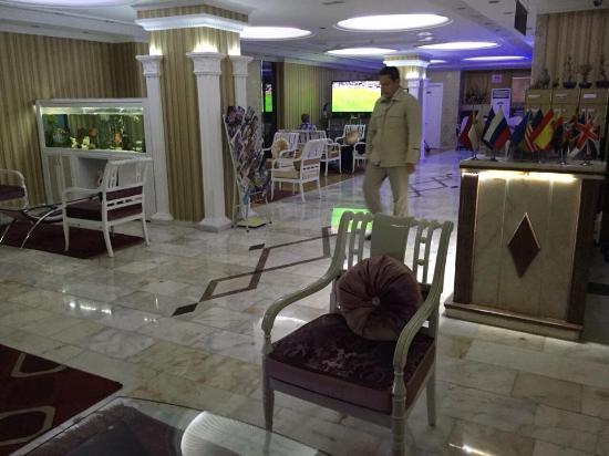 Grand Mark Hotel: Lobi